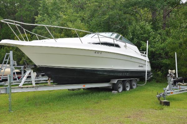 1989 Monterey 282 Cruiser