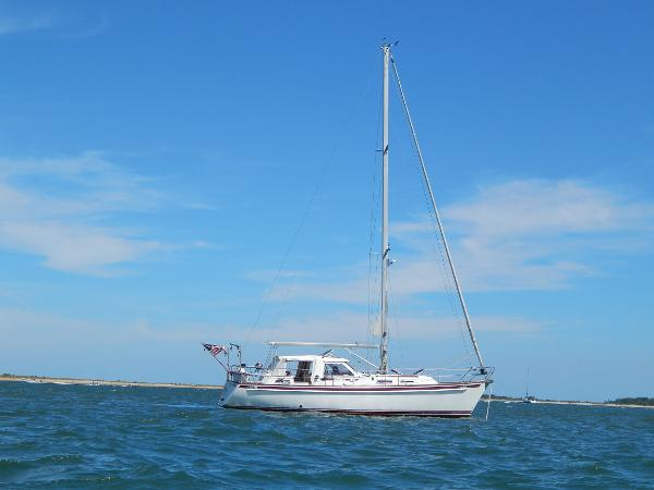 2002 Vilm-Nauticat 116 Motorsailer Pilothouse