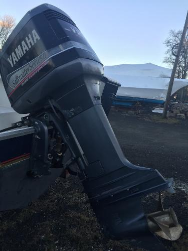 Yamaha sx 250 hp outboard boats for sale in new york for Yamaha 250 boat motor for sale