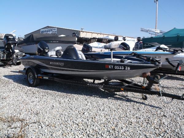 2007 Stratos 275 XL