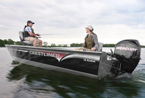 2015 Crestliner 18 Kodiak