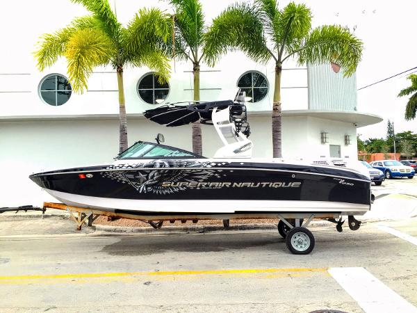 2013 Nautique Super Air Nautique 230 Coastal Edition