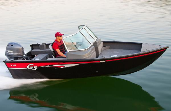 G 3 angler v164f boats for sale in michigan for G3 fishing boats
