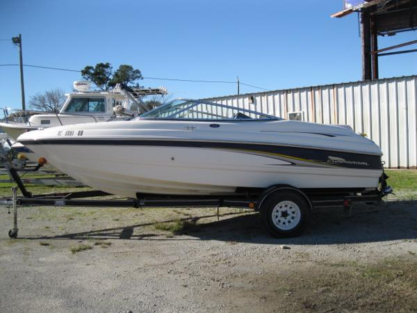 2002 Chaparral 183 SS BOWRIDER