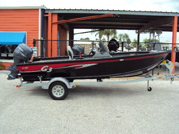 2012 G3 Angler V167 C