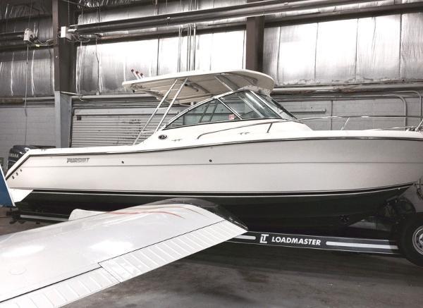 Pursuit 2670 Denali Ls Boats For Sale