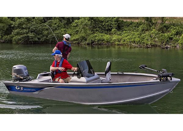 2015 G3 Angler V167 C