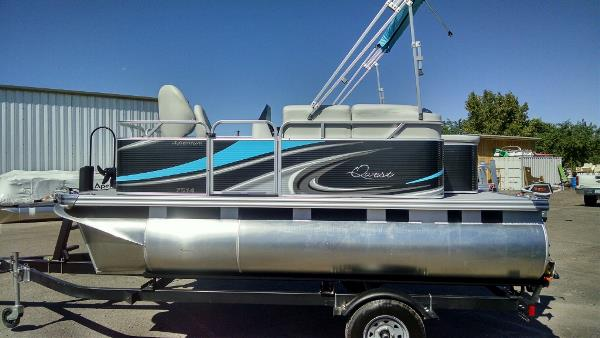 2016 APEX MARINE 7514 Cruise Deluxe SD