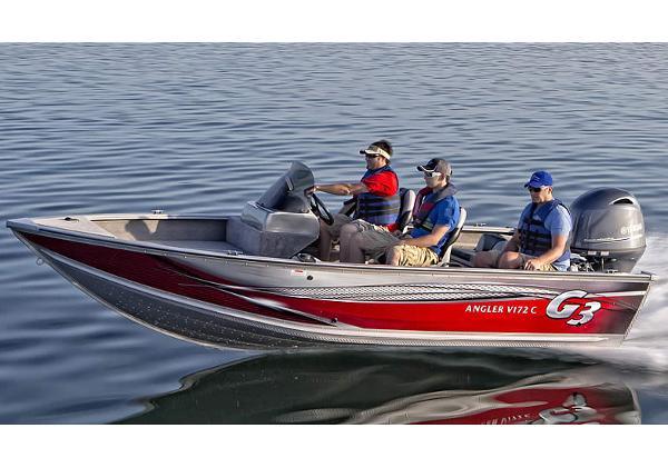 2015 G3 Angler V172 C