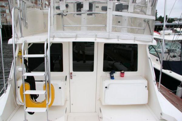 2000 Cabo 35 Flybridge