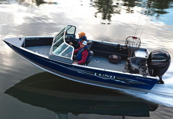 2015 Lund 1800 Sport Angler