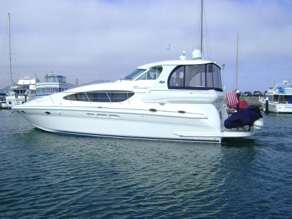Sea ray 48 motor yacht boats for sale for Sea ray boat motors