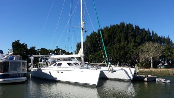 1991 Lagoon 55