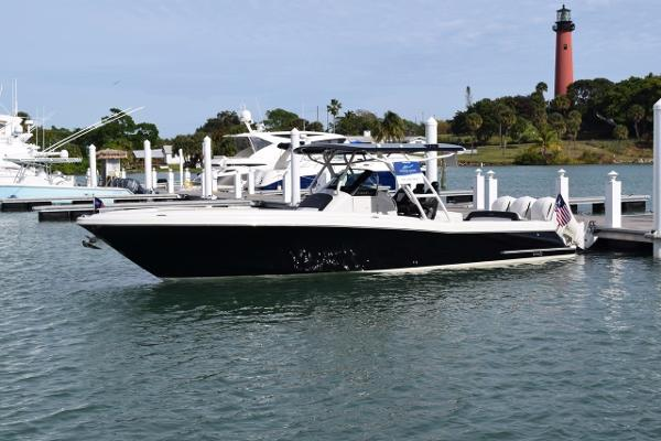 2016 Chris Craft 34 Catalina OUR TRADE