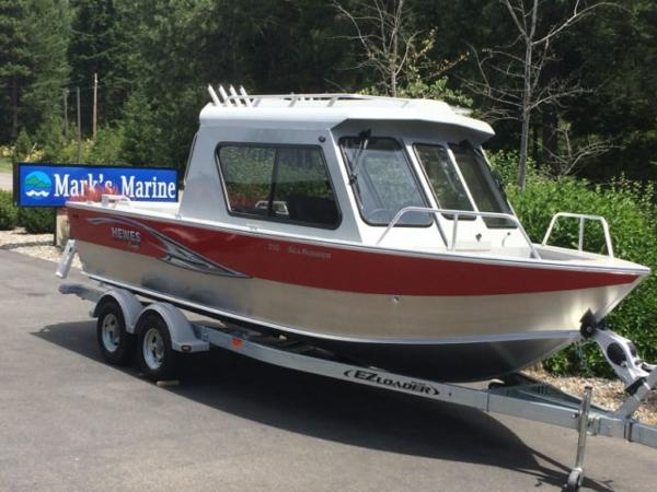 Hewescraft 210 Sea Runner Et Ht boats for sale