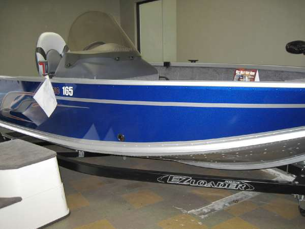 2015 Alumacraft Escape 165 CS