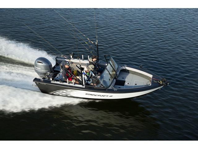2016 Starcraft Fishing Titan 186