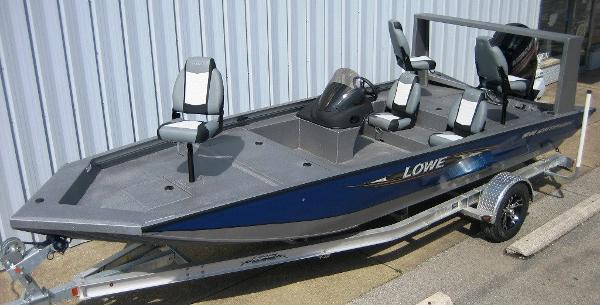 2015 Lowe 20 Catfish