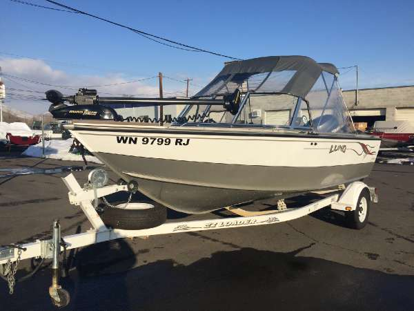 2001 Lund Fisherman Boats For Sale