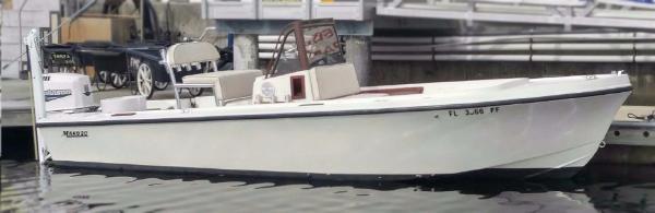 1984 Mako 20C