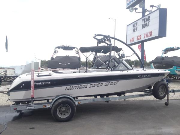 1995 Nautique SuperSport 210