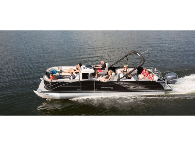 2016 Starcraft Pontoon MX 25 DL