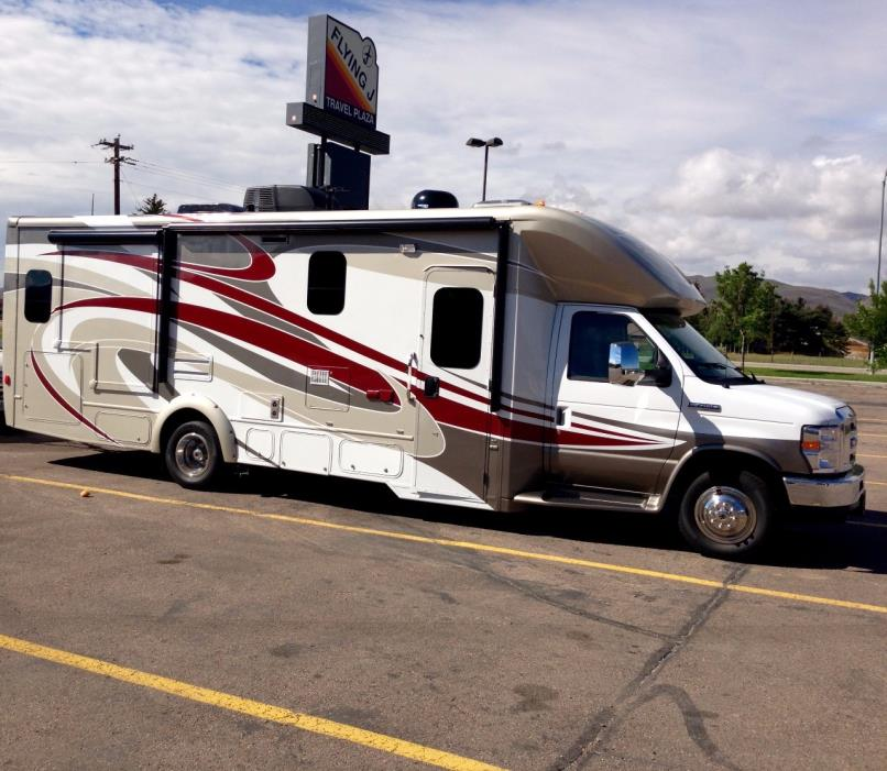 2014 Winnebago ASPECT 27K
