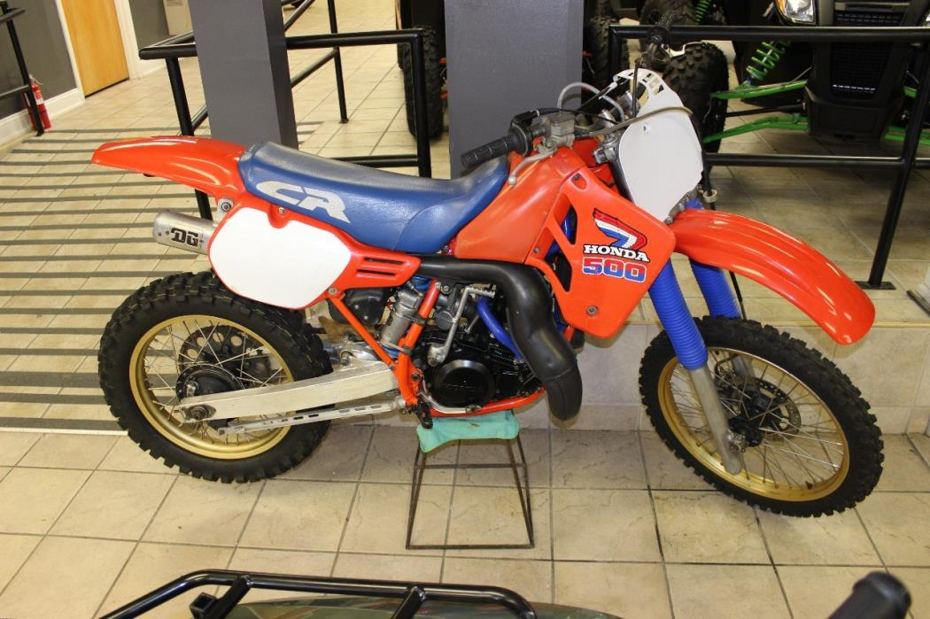 1985 honda cr500 motorcycles for sale. Black Bedroom Furniture Sets. Home Design Ideas