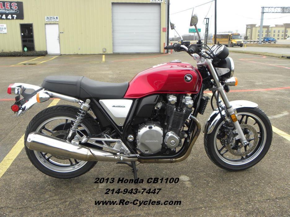 Honda cb 1100 motorcycles for sale in dallas texas for Honda dallas tx