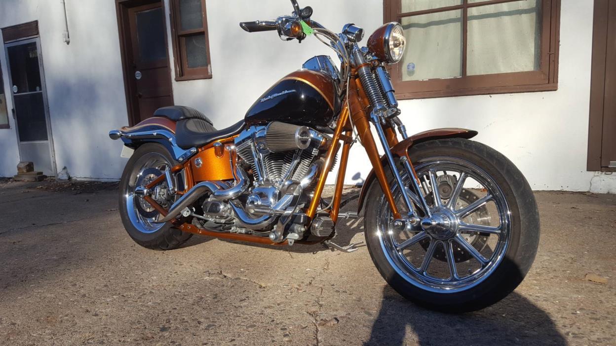 Harley Davidson Cvo For Sale Minneapolis Mn >> Harley Davidson Springer motorcycles for sale in Minnesota