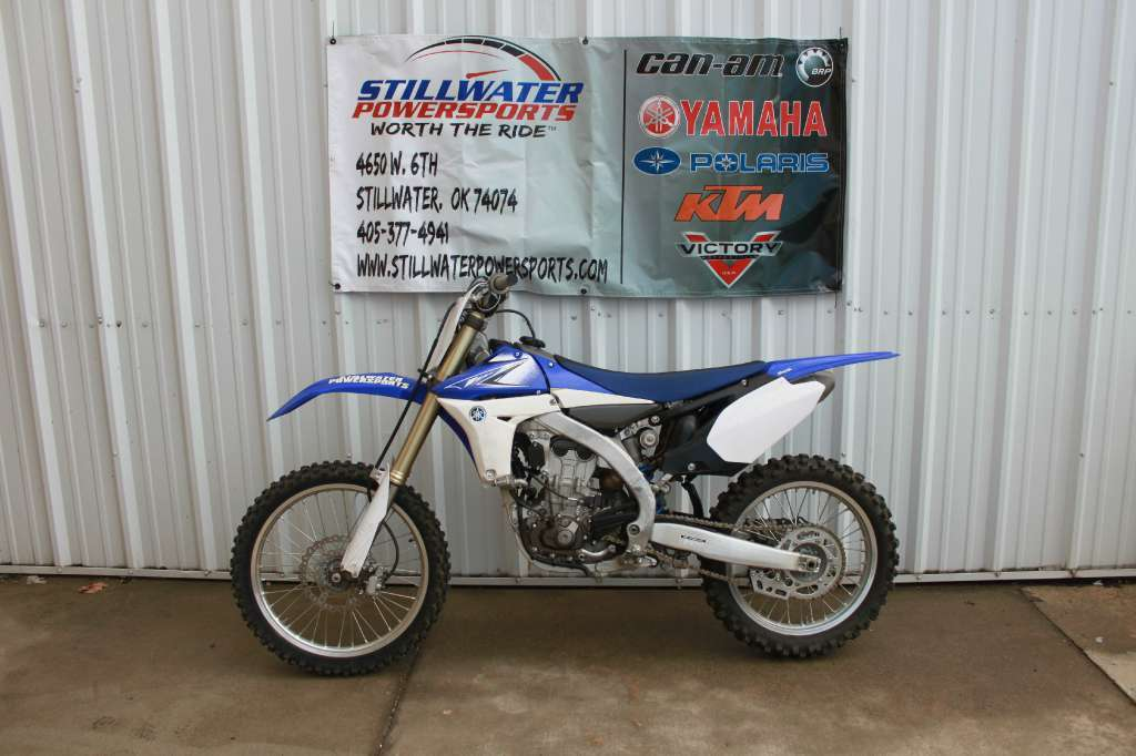 Yamaha yz motorcycles for sale in stillwater oklahoma for Yamaha of stillwater