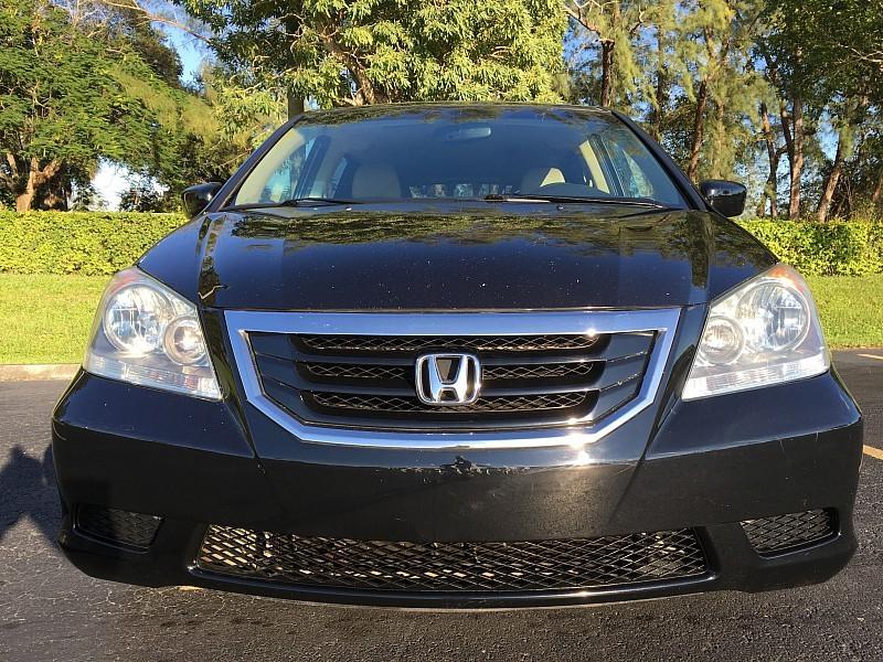 2009 Honda Odyssey 5d Wagon EX-L w/RES & Nav
