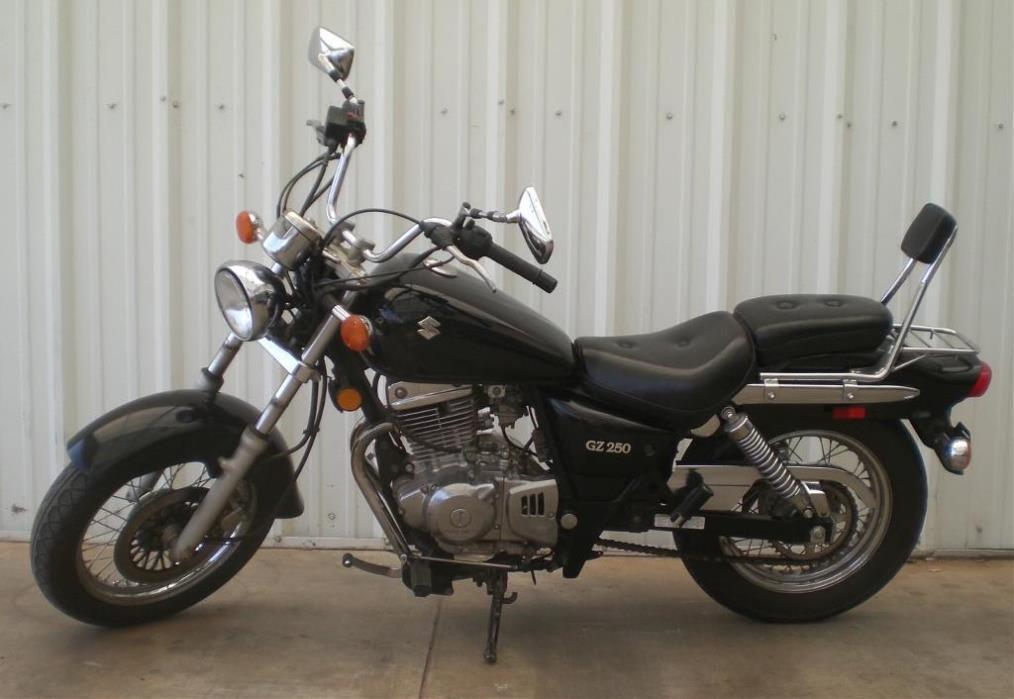 Suzuki Gz 250 Motorcycles For Sale In Stillwater Oklahoma