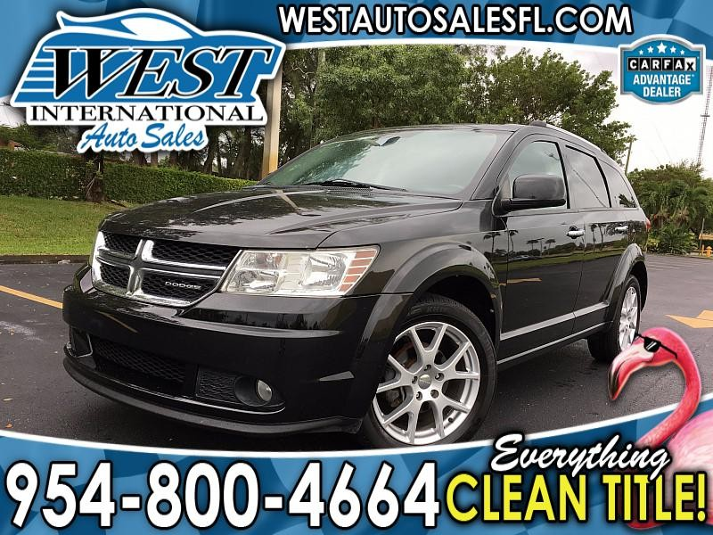 2011 Dodge Journey FWD 4d Wagon Crew