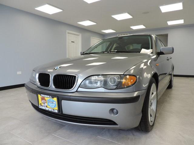 2004 BMW 3 Series 325 I