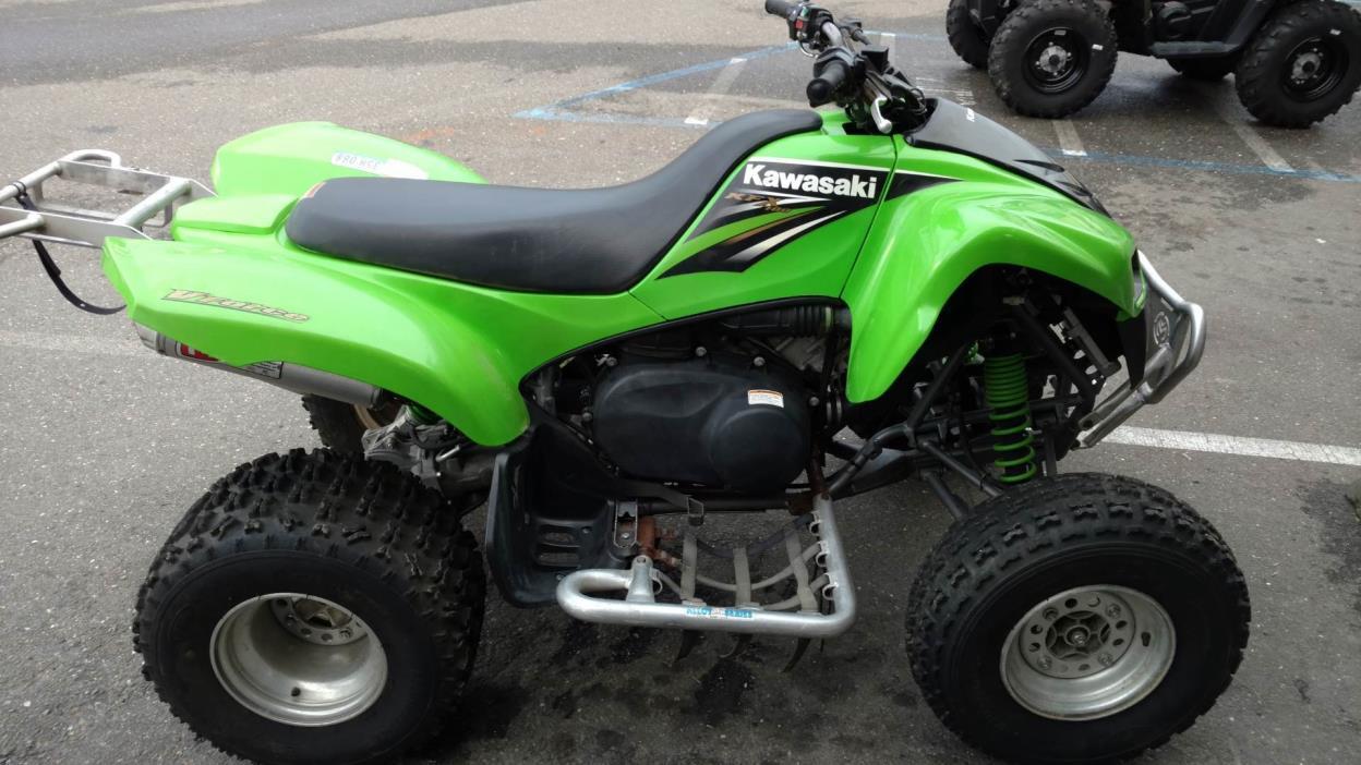 Kfx 700 For Sale >> Kawasaki Kfx700 V Force motorcycles for sale