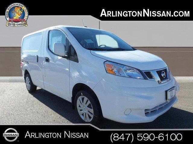 2017 Nissan Nv200 Cargo Van