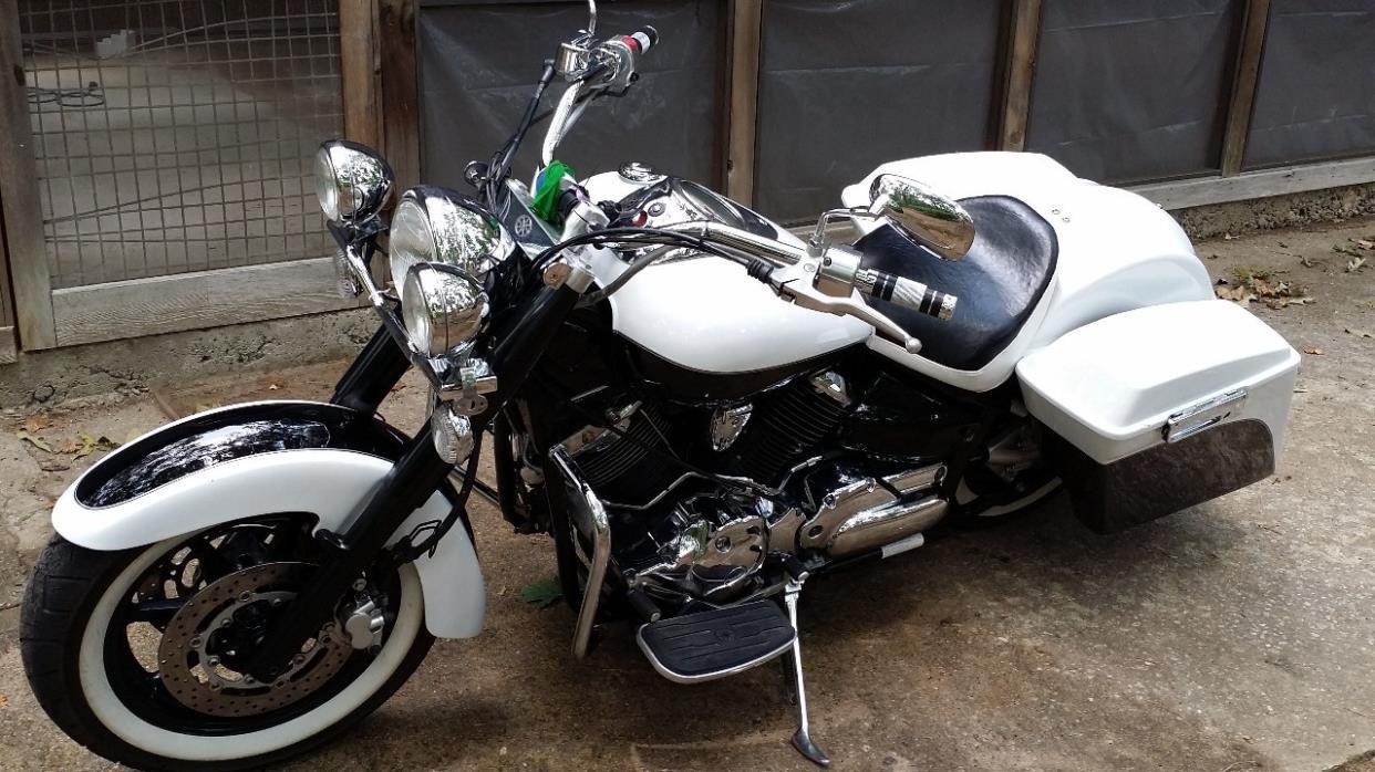2004 Yamaha 1100
