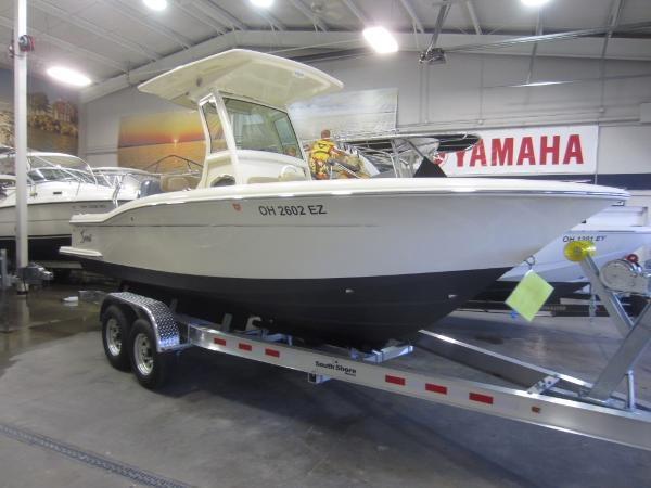 2013 Scout Boats 225 XSF