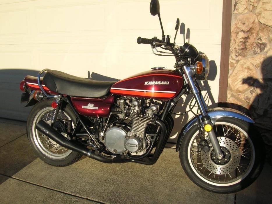1974 Kawasaki Z1 900 Vehicles For Sale