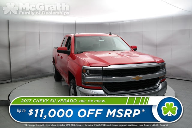 2017 Chevrolet Silverado 1500 Pickup Truck