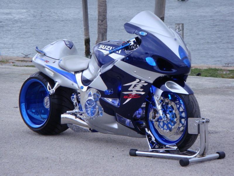 2004 Suzuki HAYABUSA LIMITED EDITION