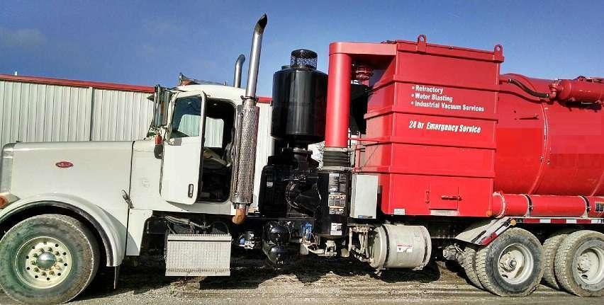 2012 Guzzler Cl Industrial Vacuum Loader Tanker Trailer