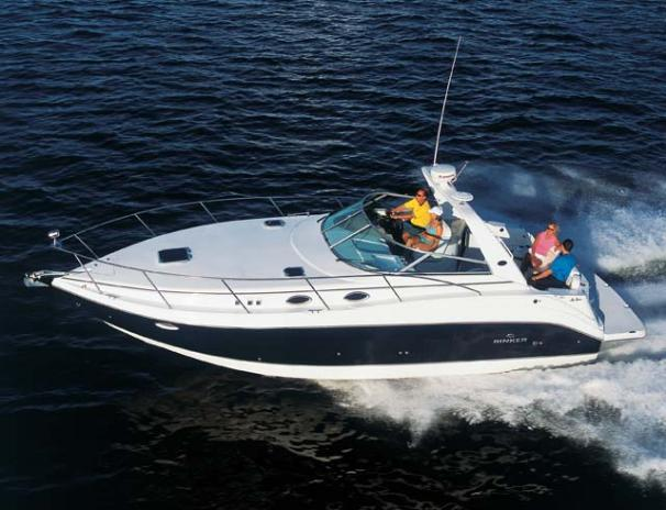 2007 Rinker 342 Express Cruiser