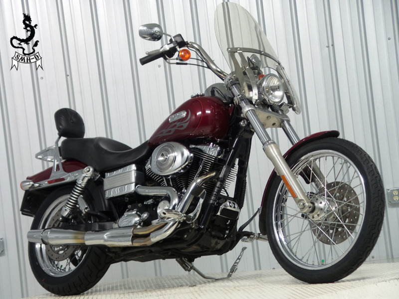 Chrome Switch Housing Kit 2004 2005 2006 Dyna Wide Glide-Injected FXDWG-I