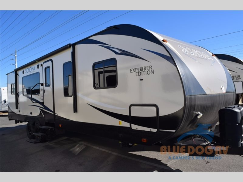 2017 Forest River Rv Sonoma 280RKS