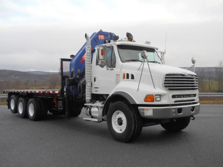 2006 Sterling At9500 Bucket Truck - Boom Truck