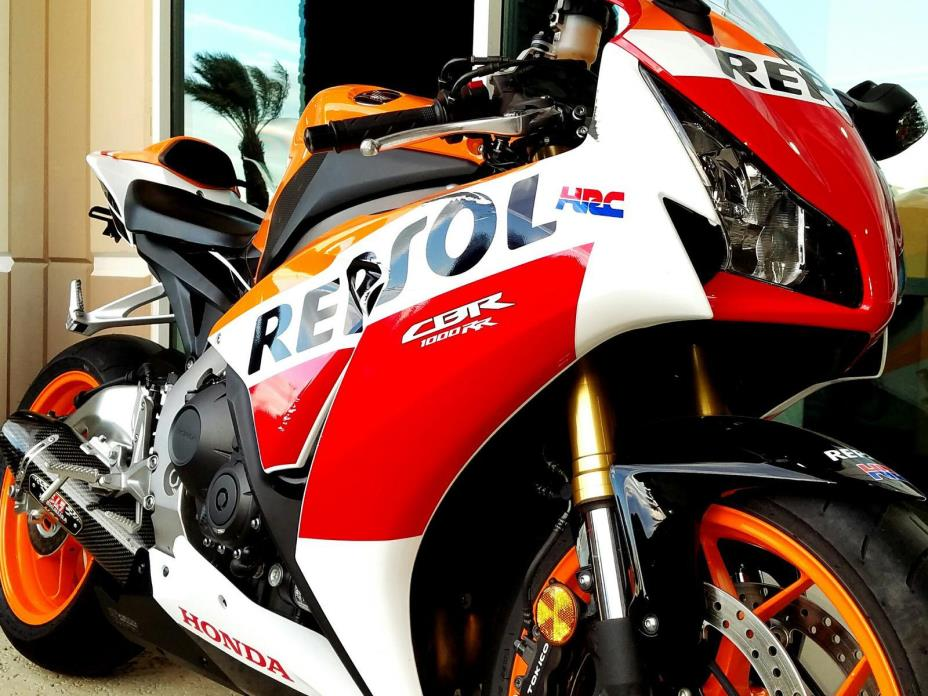 Honda Cbr 1000rr Repsol Motorcycles For Sale In Las Vegas Nevada