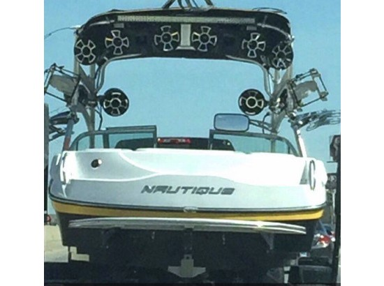 2008 Correct Craft Super Air Nautique 210TE