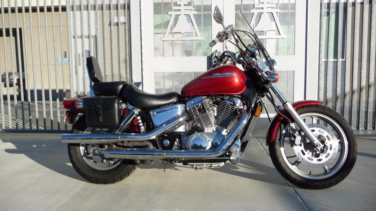 2002 Honda SHADOW SPIRIT VT1100C